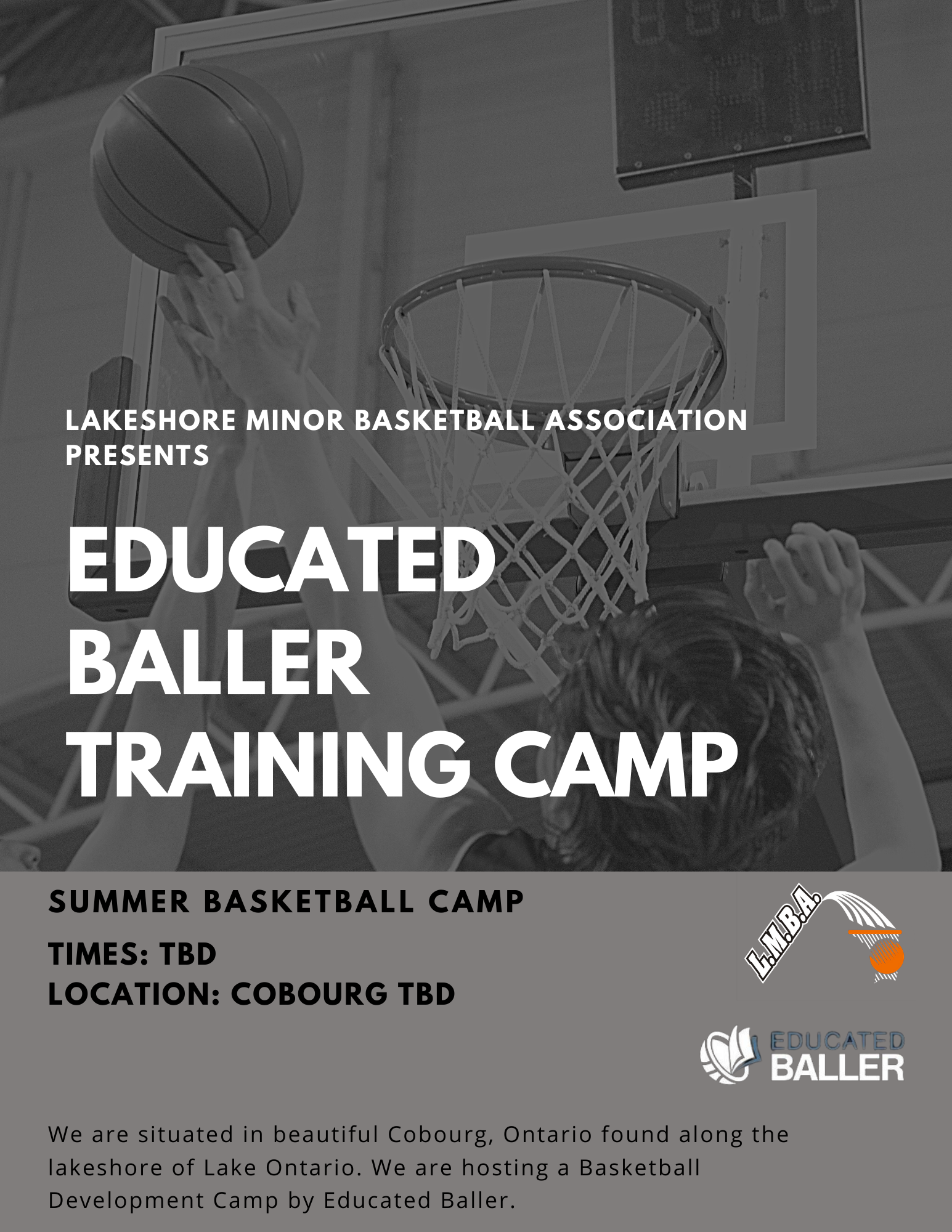 Educated Baller Training Camp Combourg